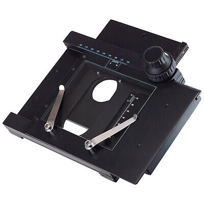 Amscope X-y Gliding Table - Manual Stage For Microscopes
