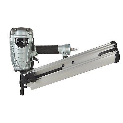 Hitachi Framing nailer  round head nr90aepr nail gun 20°-22° nr90aes1 1 yr wrnty