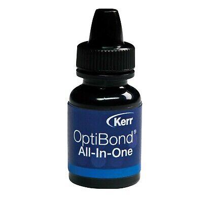 3 X Kerr Optibond All-in-one Self-etch Dental Adhesive Bonding Agent 6 Ml