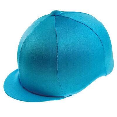 NAVY BLUE /& DARK GREEN RIDING HAT SILK COVER FOR JOCKEY SKULL CAPS ONE SIZE