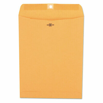Universal Kraft Clasp Envelope Center Seam 28lb 9 X 12 Brown Kraft 100box 35264