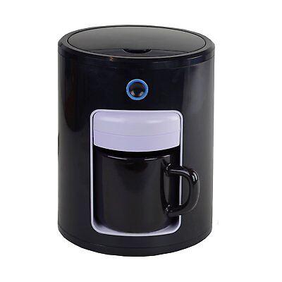12V Kaffeepadmaschine mit Tasse PKW Camping Kaffeemaschine Urlaub Padmaschine