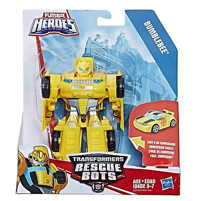 Transformers Rescue Bots Bumblebee Cool Xmas Toys for Kids 3 4 5 6 7 8 Years Old (Transformers For Kids)