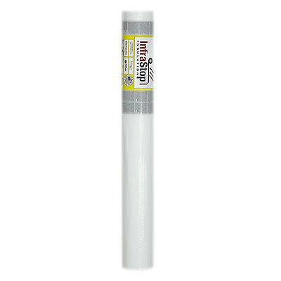 Infrastop 48 X 10 Double Bubble White Reflective Foil Insulation