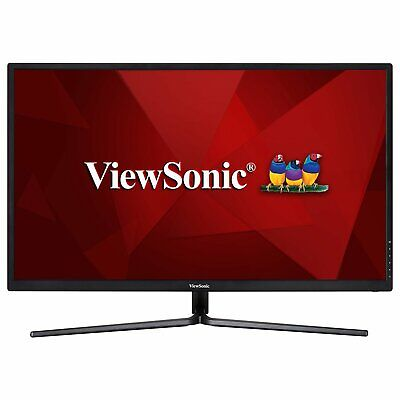 ViewSonic VX3211-4K-MHD 32 Inch 4K UHD Monitor with 99% sRGB Color Coverage H...