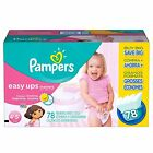 Pampers Baby Disposable Diapers