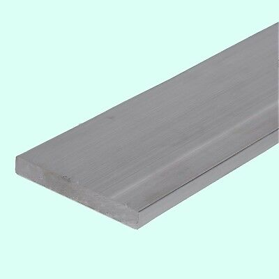 Stainless Steel Flat Bar Stock 316 X 1-12 X 6 Ft Rectangular 304 Mill Finish