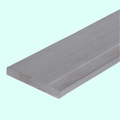Stainless Steel Flat Bar Stock 316 X 1-12 X 6 Ft Rectangular 304 Mill Finish