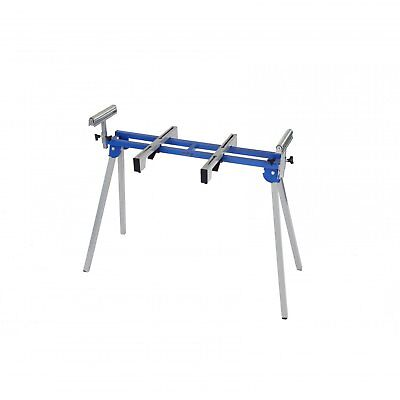 NEW! Universal Mitre Saw Workshop Stand with Extending Support Arms & Rollers
