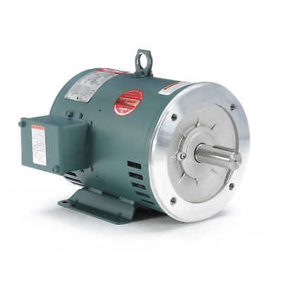 Leeson Electric Motor 132081.00 3 Hp 1765 Rpm 3ph 230460 Volt 182tc Frame