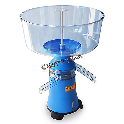 Dairy Cream Centrifugal Separator 100 Lh Electric 19 Free Shipping