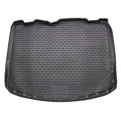 Ford Kuga Mk2 13 19 Rubber Boot Liner Tailored Fitted Black Floor Mat Protector