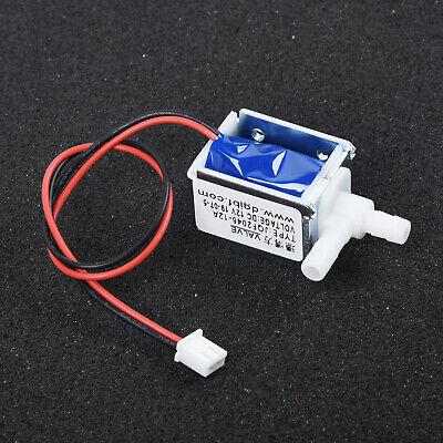 Mini Waterair Valve Solenoid Dc 12v Timing Control Normally Closed 055 Degree