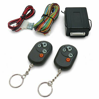 Autoloc Keyless Entry - 8 Function Remote AutoLoc KL800 muscle truck street Valiant Keyless Entry