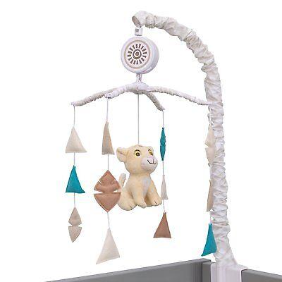 Disney Baby Lion King Circle of Life Simba Musical Mobile Newborn Unisex Baby