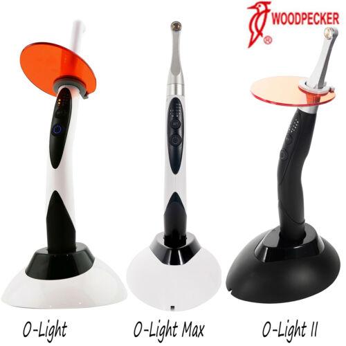 100% Woodpecker Dental Wireless O-Light LED Curing Light Lamp 2500mW 3000mW