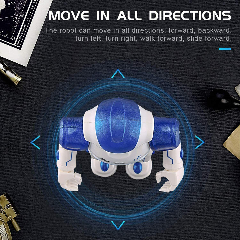 RC Robot Programmable Intelligent Walk Sing Dance Smart Robot for Kids Toy Gift
