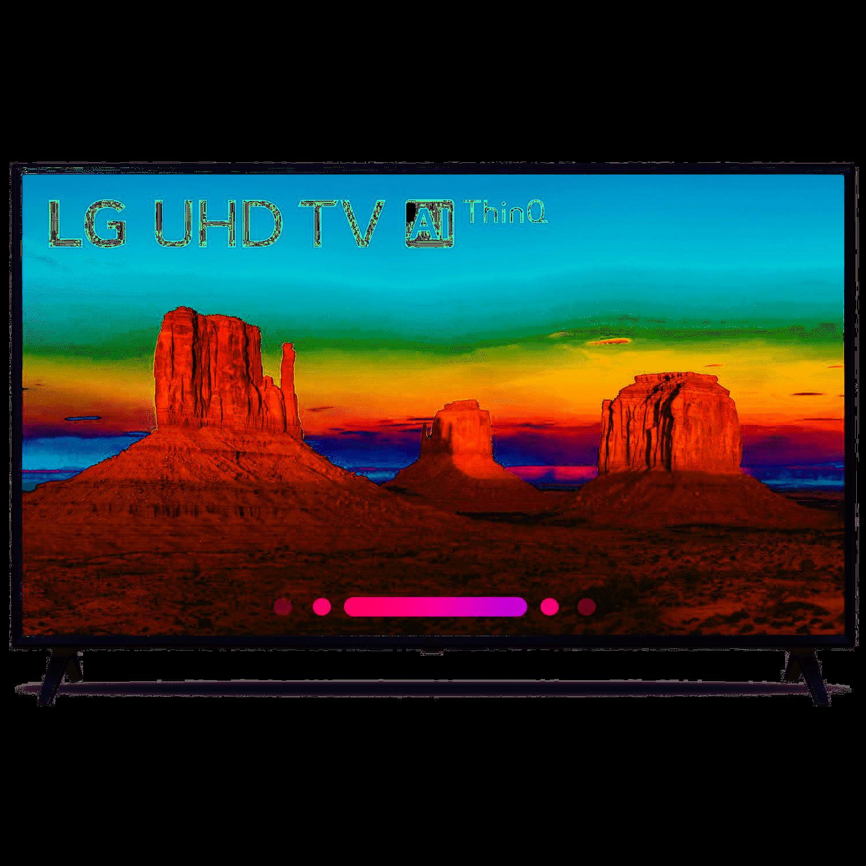 LG 4K LED LCD TV