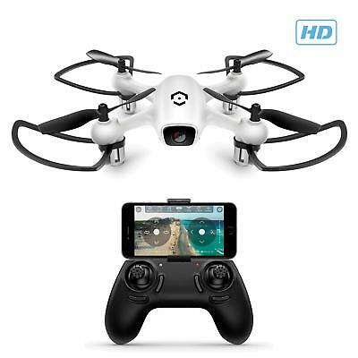 Amcrest A4-W Wifi FPV Drone 720P with HD Camera 2.4Ghz RC Quadcopter Refurbished