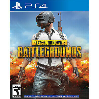 PlayerUnknown's Battlegrounds PS4 [Factory Refurbished]