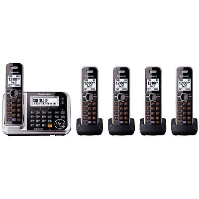 OpenBox Panasonic KX-TG7875S Link2Cell Bluetooth Cordless Phone with Enhanced No