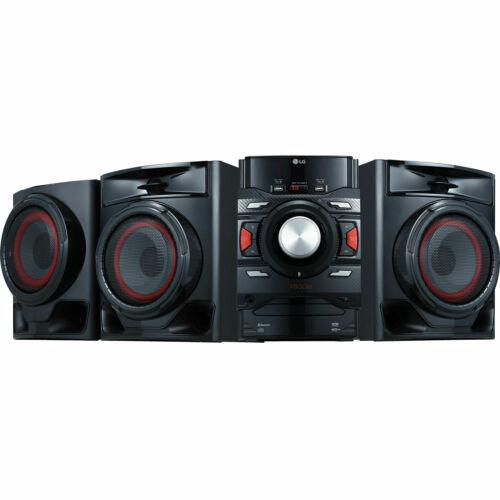 LG XBOOM CM4590 700W 2.1ch Bluetooth Mini Shelf Speaker System with Subwoofer