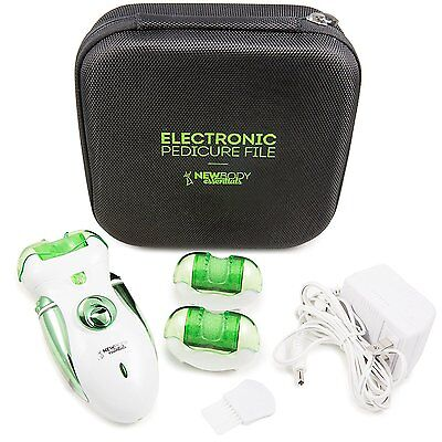 Electric Callus Remover And Shaver - The Best Electric Foot File. Two Speeds!