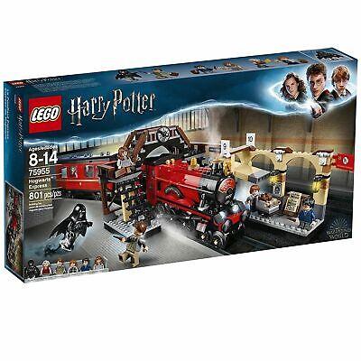 LEGO Harry Potter Hogwarts Express Train 75955 - NIB New in Box, Sealed! Hogwarts Harry Potter