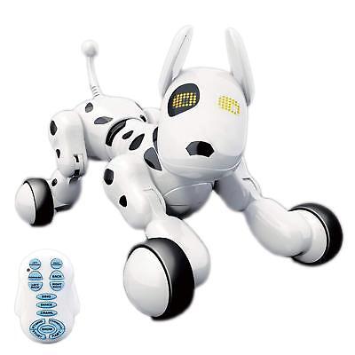 RC Smart Dog Sing Dance Walking Remote Control Robot Dog Electronic Pet Kids Toy