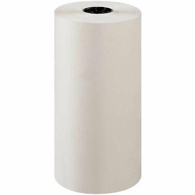 30 Lb. White Newsprint Roll 15x1440