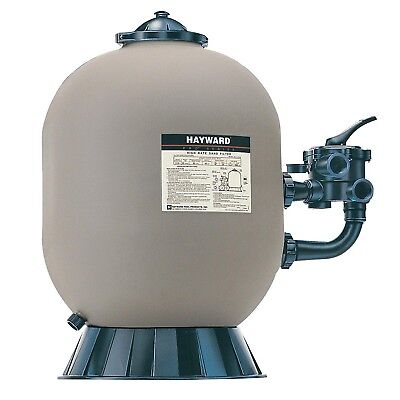 Hayward Pro Series High Rate Sand Filter - Hayward Pro Series 30 Inch Side Mount 50 PSI High Rate Sand Filter | S310S