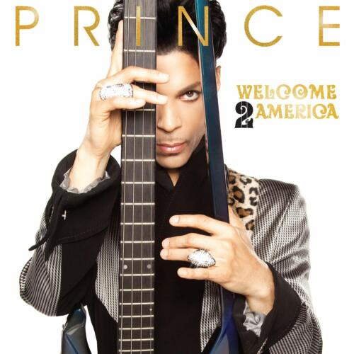 Welcome 2 America by Prince CD Pre-order 07/30/2021