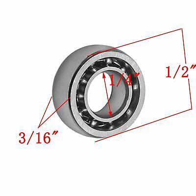 20-pc Chrome Steel R188 Fidget Spinner Bearing Ball Bearings 14 X 12 X 316