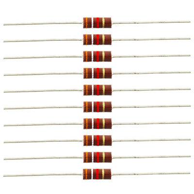 12 Watt Carbon Comp Resistors - 3.9k Ohm 10 Pack