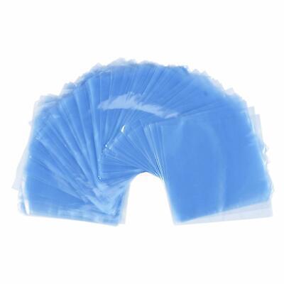Decorrom Shrink Wrap Bags 300 Pcs - Bath Bomb Bags - Clear Heat Shrink Bags G...