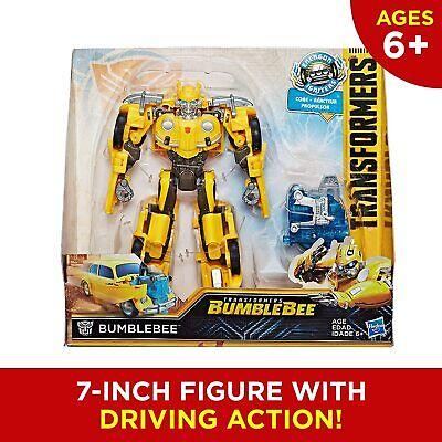 Transformers Bumblebee Movie Toys Energon Igniters Nitro Bumblebee Action Figure