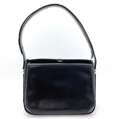 GUCCI Shoulder Bag vintage leather Women