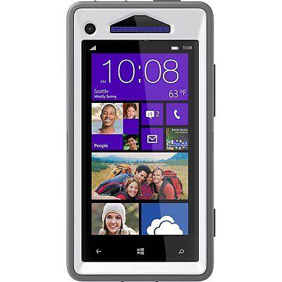Otterbox Defender Series Case For Htc Windows Phone 8X   Retail   Glacier