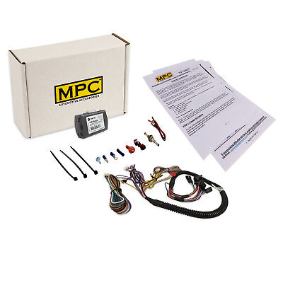 Plug & Play OEM Remote Start Kit with T-Harness For 2015-2018 GMC Sierra 3500