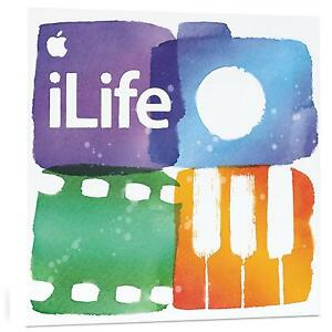 NEW iLIFE 11 FOR MAC GARAGEBAND iDVD iPHOTO iMOVIE iWEB 12 PROGRAMS IN ONE! DVD