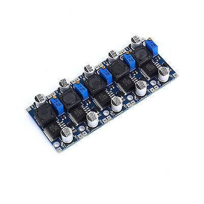 5x DC-DC XL6009 Einstellbar Step-up Module Boost Power Konverter für Arduino