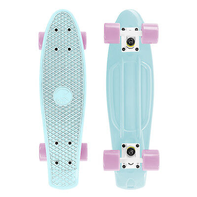 Cal 7 22 Inch Complete Lily Mini Cruiser Board for Kids and Girls Holiday -