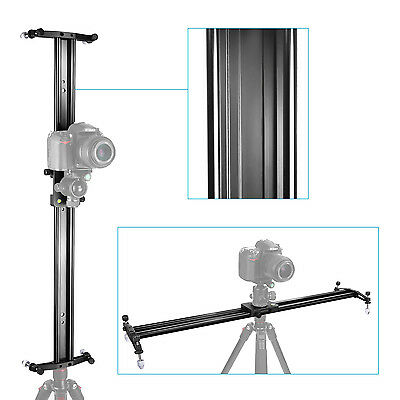 Neewer 47 inches/120 centimeters Aluminum Alloy Camera Track