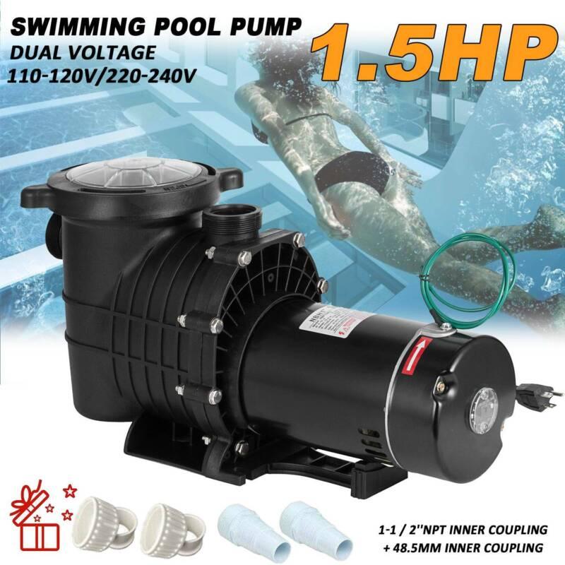 1.5HP In-Ground Swimming Pool Pump Motor Strainer Replacemen