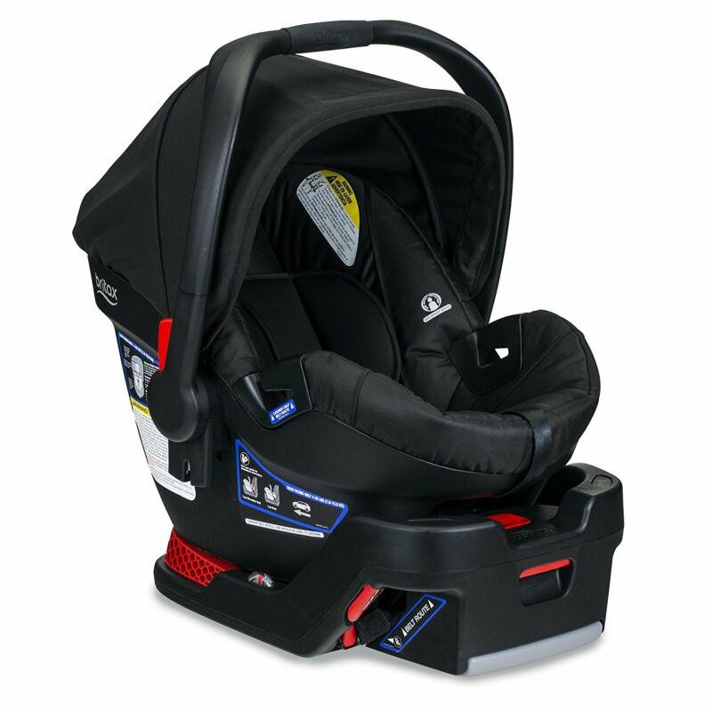 Britax B-Safe 35 Infant Car Seat, Raven
