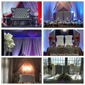 500+ Rental items for Birthday, shower, Weddings: Centerpieces