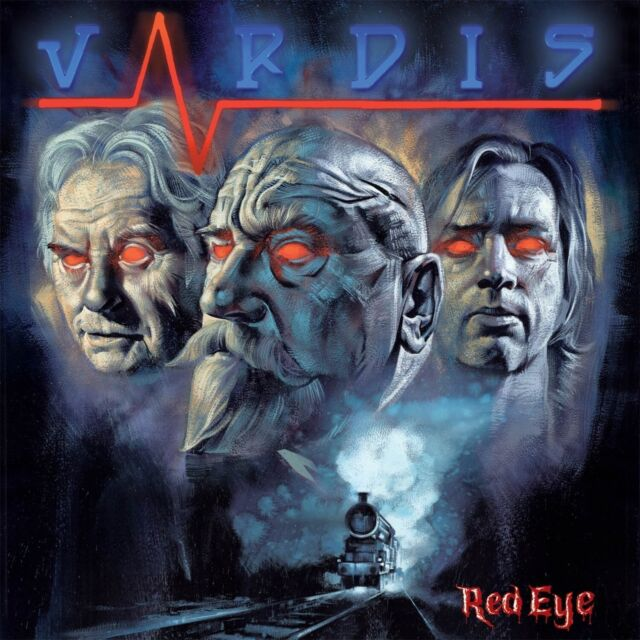 VARDIS - RED EYE   CD NEU