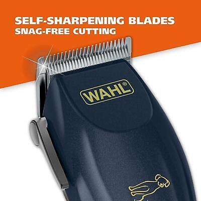 WAHL Lithium Deluxe Pro Series Rechargeable Cordless Pet Clipper Grooming Kit - $68.49