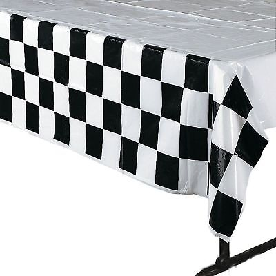 Nascar Theme Tablecloth; Mad Hatter Tablecloth; Alice in Wonderland Party Decor (Mad Hatter Baby Shower)