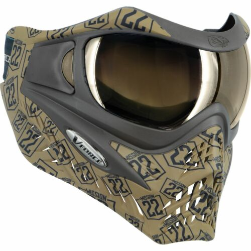 V-Force Grill Thermal Mask / Goggle - Special Edition - Mission 22 - Paintball